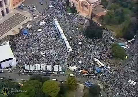 piazza san giovanni laterano sabato 20 marzo 2010